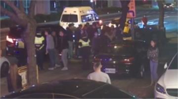 KTV「碰一下」險爆群架 警方及時到場嚇阻