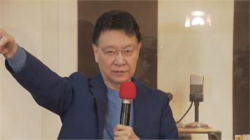 批藍營表現失望!趙少康稱「國民黨需要有力領袖」自曝韓勸進參選黨主席