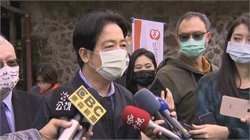 快新聞/共機頻擾台 賴清德:為國際社會所不容、徒增台灣民眾反感