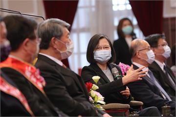 快新聞/疫情挑戰尚未結束! 蔡英文:全球供應鏈進入重整時期「台灣要把握機會」