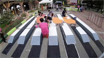 斑馬線浮在半空中...泰國學校出妙招治開快車駕駛
