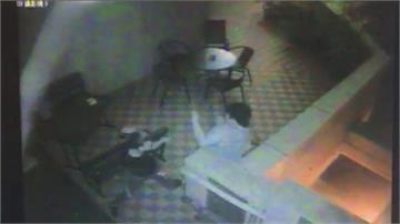 雲林縣長辦公室外遭破壞 排除與選舉有關