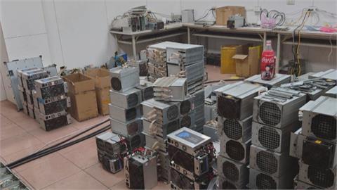 挖礦竊電過量引發火災 台電求償6400萬