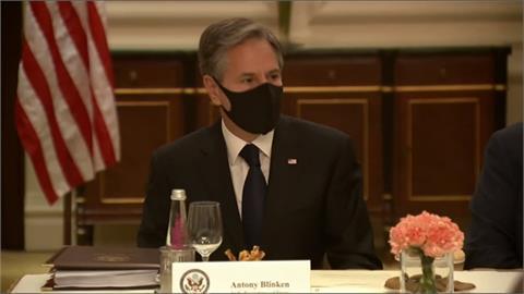 美國國務卿訪印度 強調攜手因應民主威脅