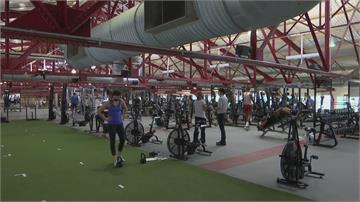 疫情還在燒 重訓仍要做 紐約健身房重開張 祭防疫新規定