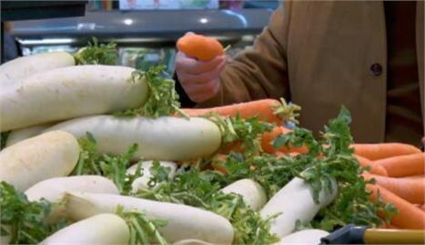 天災氣候波及中國「菜比肉貴」 民眾嘆:吃不起菜了