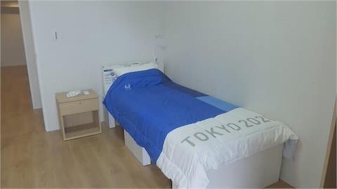 東奧神奇「紙板床」新用途!佛心企業捐1000張送大阪方艙醫院