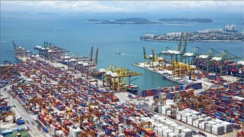 貨運塞港供應鏈崩潰 運費狂飆800%美零售商成本增6.2兆!