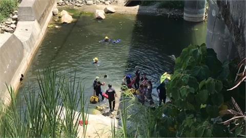 溺斃童父控陳男拉腳害命 檢初驗遺體無「抓痕」
