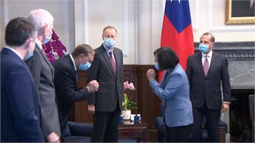 美衛生部長阿札爾將訪台 總統表歡迎