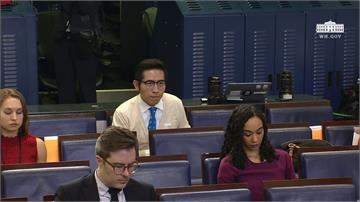 張經義任職中國媒體被抓包 川普推特:現在就把他踢掉!