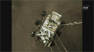 NASA毅力號傳回彩色照片 展開火星探測任務