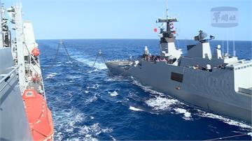 航行3個月 海軍敦睦艦隊過程曝光