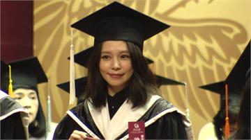 畢業論文「研究自己」引發熱議 徐若瑄首度發聲