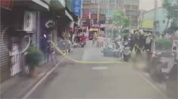 1986年「燒肉粽事件」翻版!男子墜樓壓傷女騎士