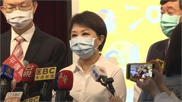 台中遠端教學啟動 盧秀燕:找一天壓力測試