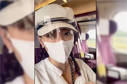 快新聞/Delta病毒入侵! 賈永婕衝屏東送PAPR、800套防護衣