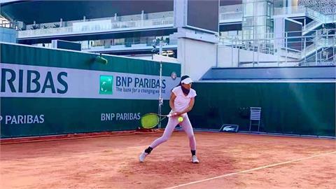 網球/法網雙打籤表出爐 謝淑薇、梅丹斯力拚合拍後首勝