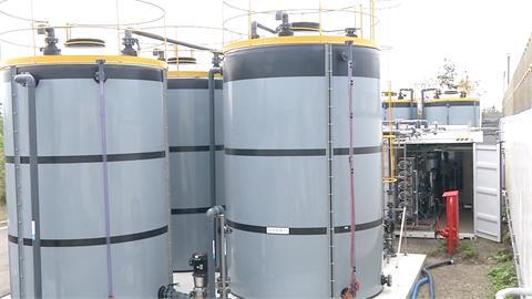 抗旱生力軍上陣!「移動式淨水設備」每日拚產水9千噸 氣象局揭下周鋒面降雨