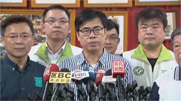 快新聞/李眉蓁邀吳益政當副市長 陳其邁轟:對吳非常不尊重