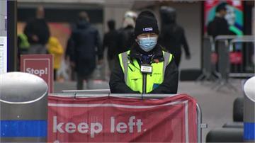 英國遭變種病毒肆虐 強森宣布全境封鎖至2月
