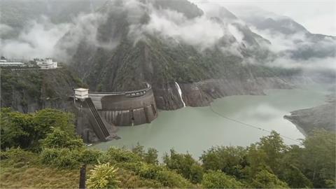 本週中南部降雨機率高 水情緩解白河水庫睽違220天破蛋 畜水率2成1