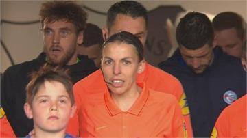 歐冠盃出現史上首位女裁判 ! 梅西脫依悼念戰神遭罰款