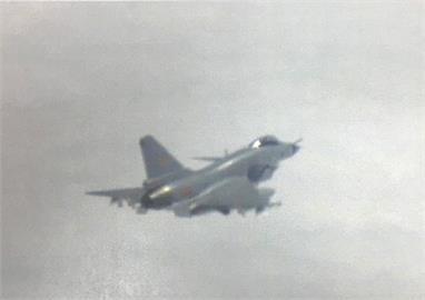 快新聞/共機再擾台! 「殲-10機」2架次闖我西南空域 空軍防空飛彈追監