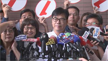 快新聞/陳其邁抽1號! 期許自己成為「市政滿意第一」市長