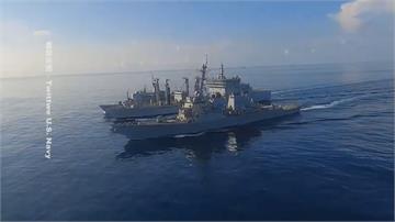 美印日澳聯合軍演 印度自製航母將出動