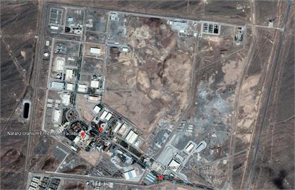 伊朗原子能組織:核設施遭恐怖行動攻擊