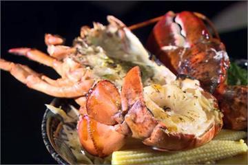 空運直送活龍蝦做丼飯 大海滋味口中蔓延