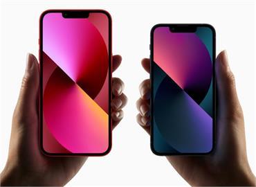 「瀏海」變窄20%也沒用?iPhone13螢幕仍無「電池百分比」!