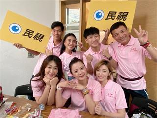 高欣欣號召藝人捐血做公益 王瞳獻出「第一次」不小心唉出聲