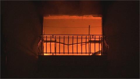 充電釀禍?新北社區大樓深夜火警 住戶暗夜驚魂