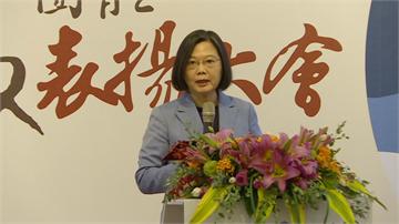 快新聞/台灣宗教自由得來不易 蔡英文籲:一起打擊假消息
