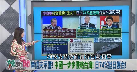 政論精華/支持日本政府介入台海穩定 日媒民調:74%贊成|全民筆讚邀稿中