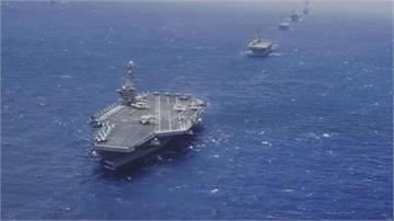 快新聞/換中國被排擠! 25國參與8月環太平洋軍演 美國未邀請中方