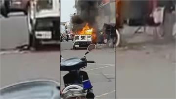電子炮車怎會起火?廟方百思不解廟會意外出人命 家屬悲痛原因待查