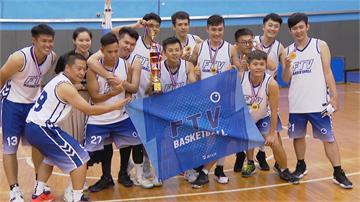 新聞盃三年內第二冠 民視籃球隊喜戴金牌