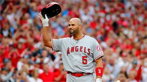 MLB/天使釋出引發震撼 準名人堂球星普侯斯將加盟道奇