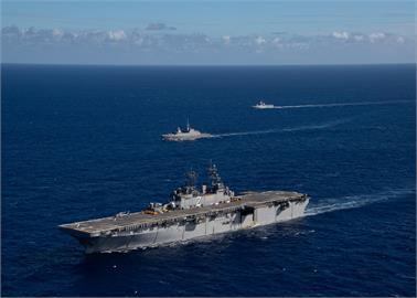 快新聞/美眾議院通過國防授權法案 邀台灣參加2022環太平洋軍演