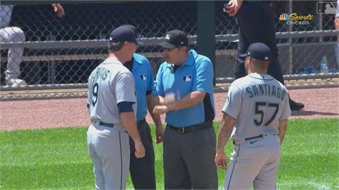 MLB/辯松香與汗水混合物 水手老將否認作弊 將送實驗室化驗