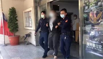 快新聞/新北三峽汽車買賣糾紛亮槍 警方埋伏4天逮捕王男 查獲槍枝與十多顆子彈