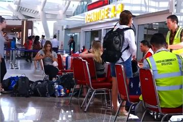 阿貢火山噴發 捷星、維珍澳洲取消航班