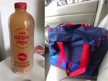 超級任務找「1瓶果汁」他為癌未弟上網許願 4小時160公里網友接力搶時間