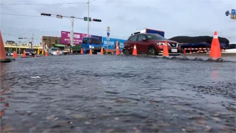 北彰化供停區爆管 水公司:疑降雨後增壓導致