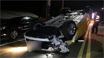 車行老闆酒駕自撞 急找員工頂替遭警識破