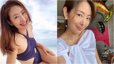 「抗疫女神」變超模 賈永婕「比基尼戲水」0贅肉美翻網:內外兼具!