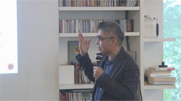 中國推港區國安法 民進黨台南座談會剖析香港情勢、加強援港機制